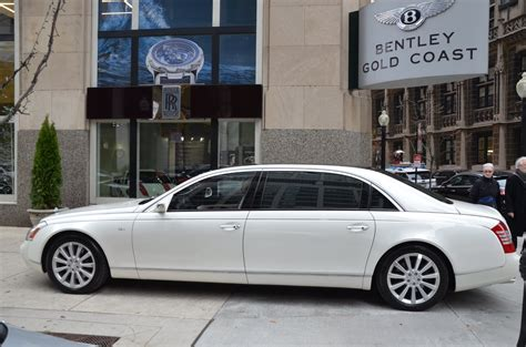 2009 Maybach 62 S Stock # Gc-mir106 For Sale Near Chicago