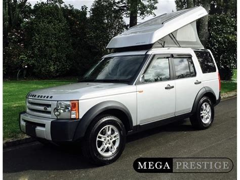 If your looking for a compact small campervan then look no further. Land Rover Discovery S Camper 2007 | Trade Me $39knzd 69kkm