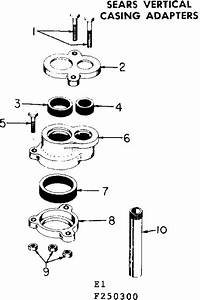 Sears Sears Deep Well Jet Pump Parts