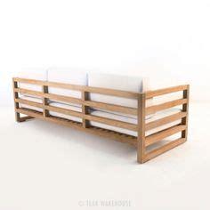 minimalist simple modern sofa wooden frame muebles