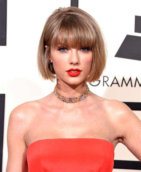 50 Bob Haircuts and Hairstyles Inspired by Celebrities