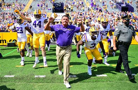 Orgeron's job is to be Mr. Fix-it for LSU against ...