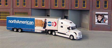 north american van lines volvo vnl truck tractor