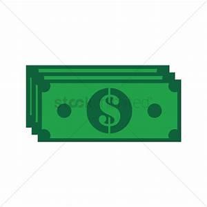 Dollar Bill Note Vector Image