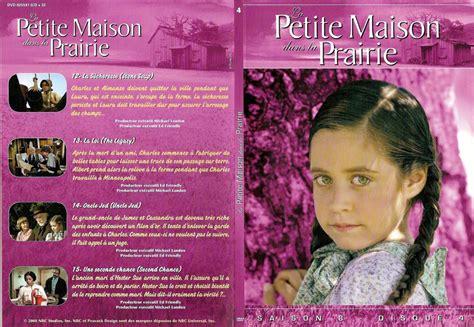 jaquette dvd de la maison dans la prairie saison 8 dvd 4 cin 233 ma