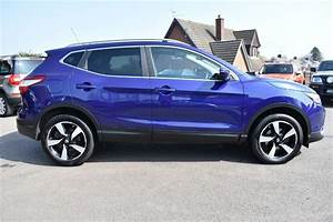 Used Ink Blue Nissan Qashqai For Sale