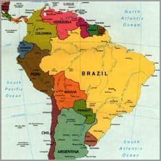 liste der lateinamerikanischen staaten und hauptstaedte