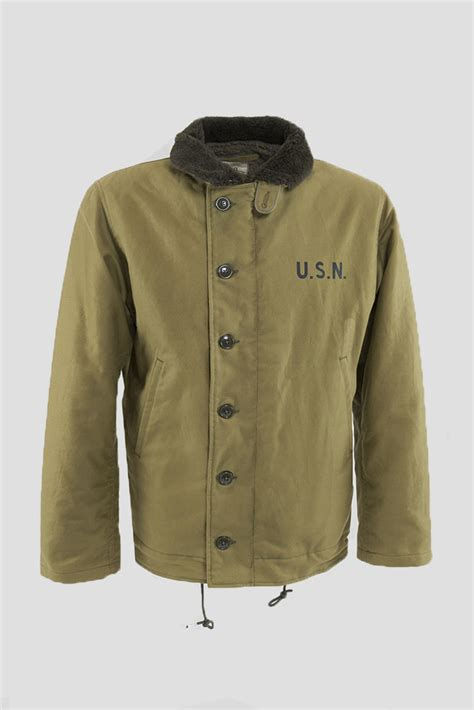 n1 deck jacket real mccoys suche