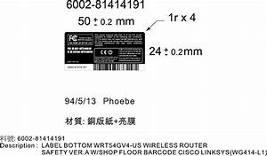 Wt54gv40 802 11g Broadband Router With Speedbooster  Switch