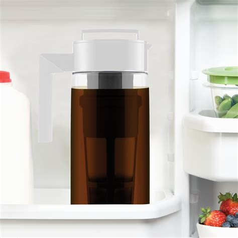 Purchases you make through our links may earn us a commission. Takeya Cold Brew 2qt Beverage Maker White | eBay