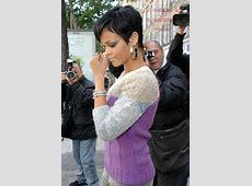 20 Best Rihanna Pixie Cuts Short Hairstyles & Haircuts 2018