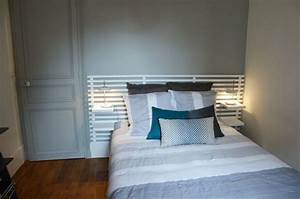 Tete De Lit Avec Tablette : optimiser une petite chambre nos astuces gain de place ~ Teatrodelosmanantiales.com Idées de Décoration