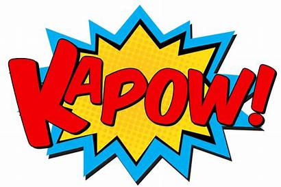 Superhero Pop Hero Clipart Batman Transparent Comics