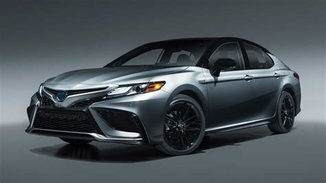 Camry hybrid offers a cleaner drive without sacrificing power or style. 2021 Toyota Camry Revealed With New Safety Sense 2.5, XSE ...
