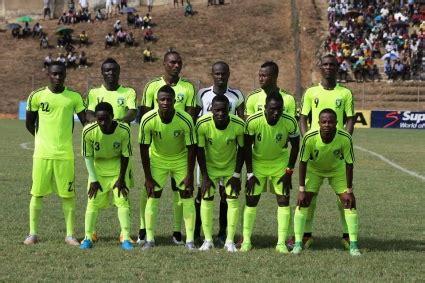 Bechem United defender Felix Kwarkye undergoing a trial at ...
