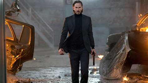 Keanu Reeves Su Fortnite Con John Wick  El Cartel Del Gaming