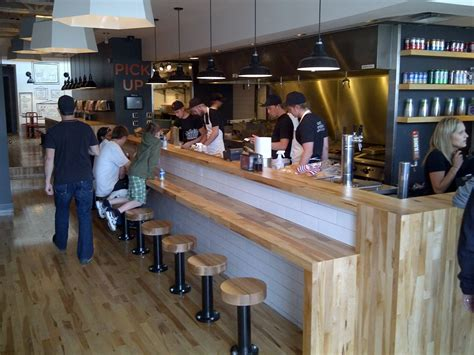 Home Bar Furniture Calgary by Review Of Clive Burger B M Food Stands New Pizza