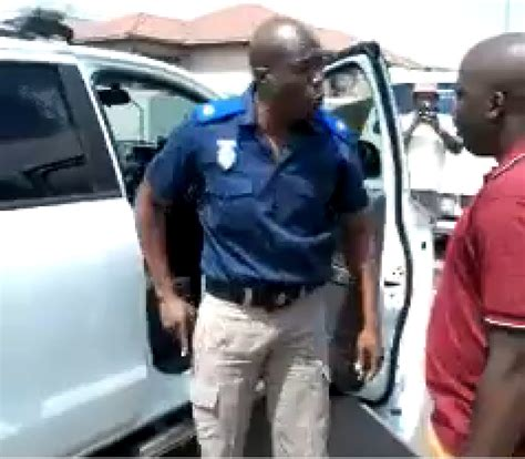 Video Shows Empd Officer Firing Shot Altercation With