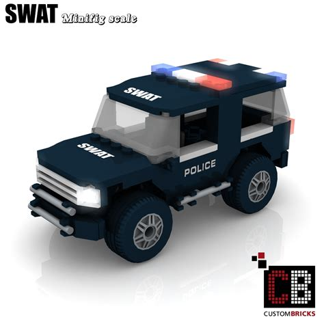 100 Police Jeep Instructions 60110 Fire