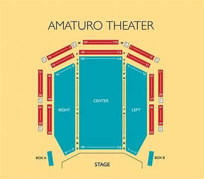 Seating Broward Center Chart Amaturo Performing Charts