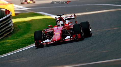 Ferrari Sf15 T On F1 Track Wallpaper  Car Wallpapers #50962