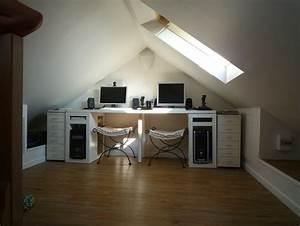 Isolation des combles et grenier for Amenagement chambre ado avec poids fenetre pvc double vitrage