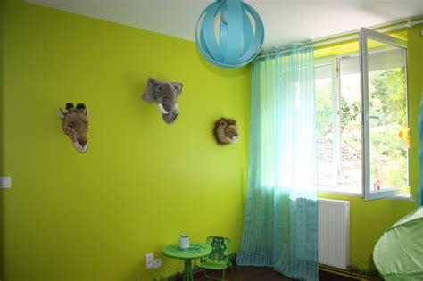 chambre garcon vert nouvelle déco chambre garçon vert