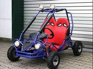 Kart Mit Straßenzulassung : kinderbuggy gokart f r kinder mit 49cc motor 4 takt motor ~ Kayakingforconservation.com Haus und Dekorationen