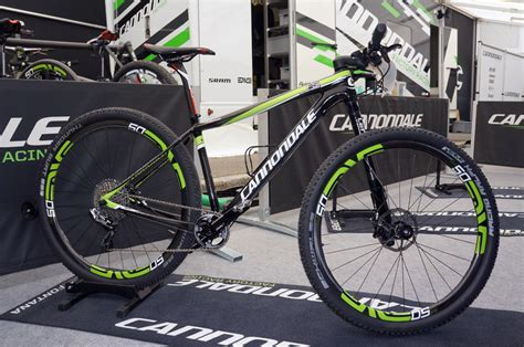 cannondale introduces new f si race hardtail bicycling meribel world cup xc pro bike checks cannondale