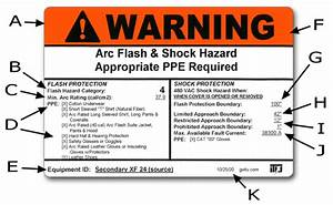 big changes coming for arc flash warning labels ls electric With arc flash label requirements
