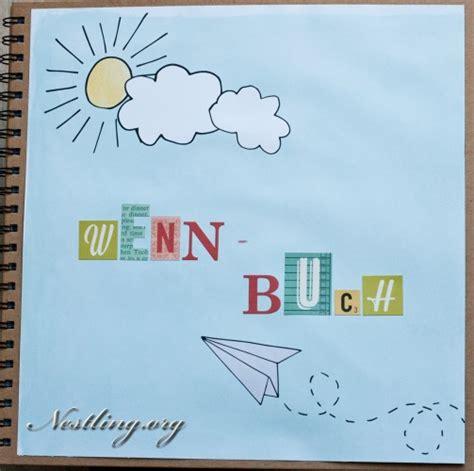 """""""WennBuch"""" inklusive Fotoalbum (Geschenkidee) Nestling"""
