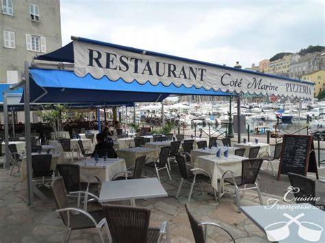 restaurant vieux port bastia restaurant c 244 t 233 marine bastia cuisine fran 231 aise