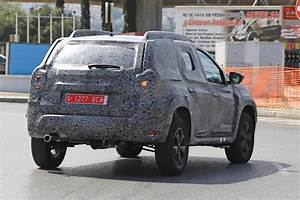 Dimension Duster 2018 : dacia duster 2018 spy images new suv price ~ Medecine-chirurgie-esthetiques.com Avis de Voitures