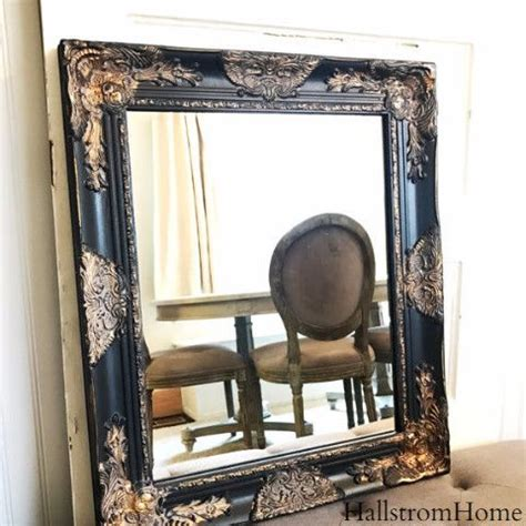 black shabby chic mirror 1000 ideas about black shabby chic on pinterest vintage vanity toile and french country fabric