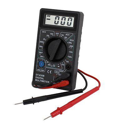 dt 830b 2000mv 1000v ac dc volt ohm analog digital