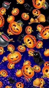 Schöne Halloween Bilder : halloween background sch ne bilder pinterest hintergr nde hintergrundbilder und herbst ~ Eleganceandgraceweddings.com Haus und Dekorationen