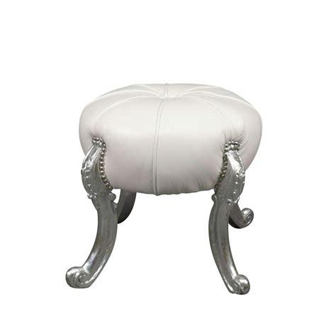 chaise capitonn emejing pouf capitonne argent contemporary amazing house