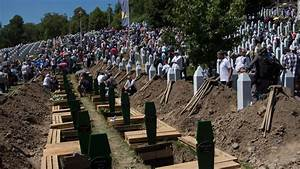 Srebrenica: Mourners chase Serbian PM; more victims buried ...