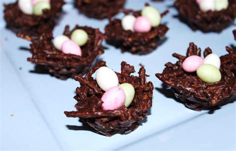 dessert avec chocolat de paques chocolat la fabricamania