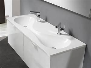 Waschbecken 120 Cm : badm bel doppel waschbecken waschtisch spiegel berlin ahorn wenge weiss hgl 120 ebay ~ Markanthonyermac.com Haus und Dekorationen