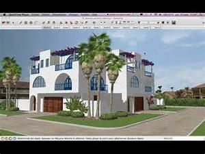 3d pour les menuisiers doovi With good plan de maison gratuit 8 dessine moi une maison google sketchup
