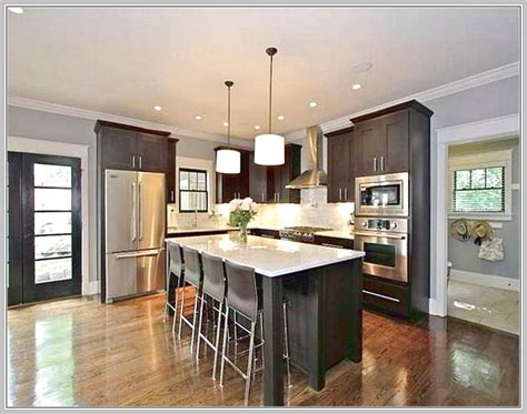 how big is a kitchen island large kitchen island designs with seating home design ideas 8425