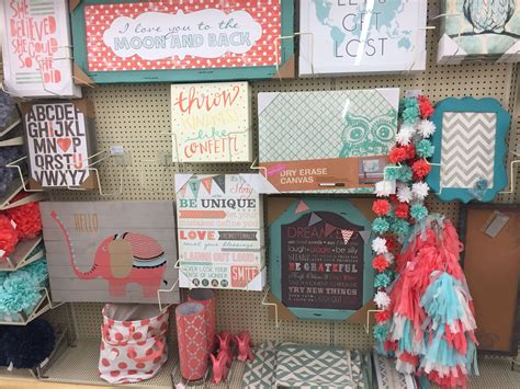 Hobby Lobby Girl Nursery Decor
