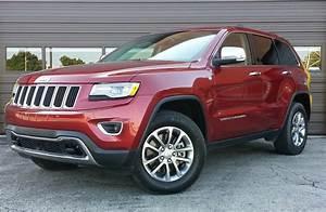Test Drive  2015 Jeep Grand Cherokee Ecodiesel
