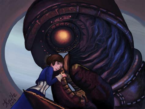 Bioshock Infinite Elizabeth And Songbird By