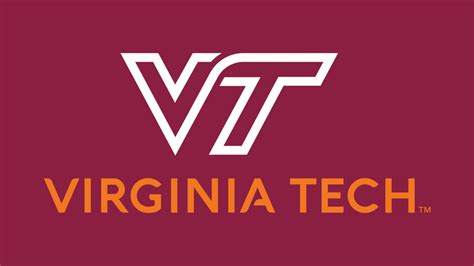 virginia tech colors brand new new logo for virginia tech by img
