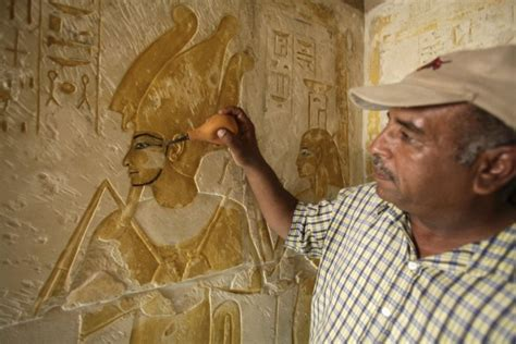 Archaeologist Confident Of Finding Ancient Egyptian
