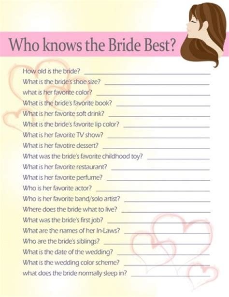 To Play At A Bridal Shower - bridal shower 10 bridal shower ideas 2128706