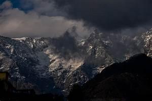 Free, Images, Cold, Dark, Clouds, Dawn, Evening, Fog, Glacier, Hike, Landscape, Outdoors, Rocky