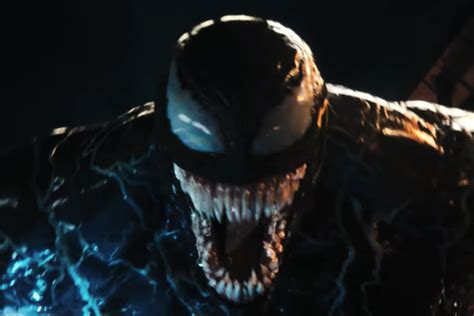 Venom Gets Awesome New Japanese Poster